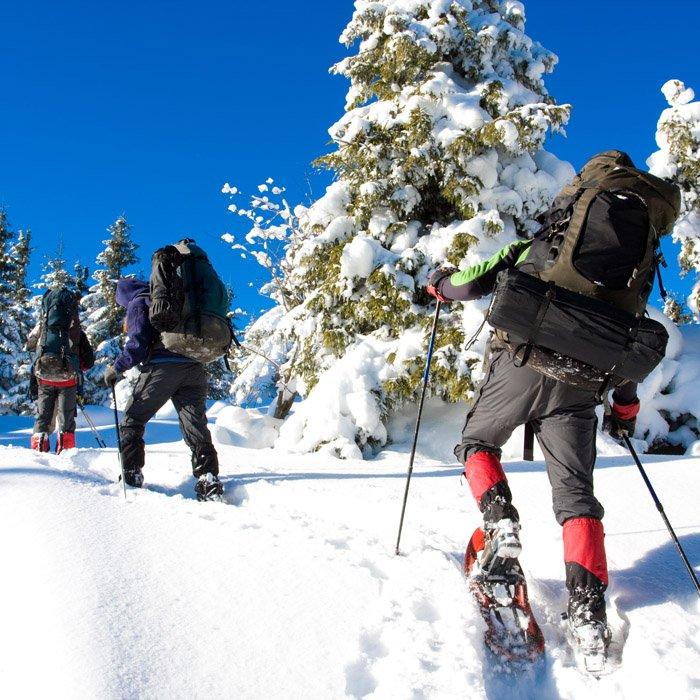 Skiwanderungen