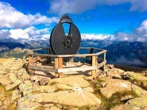 Il timone delle Dolomiti